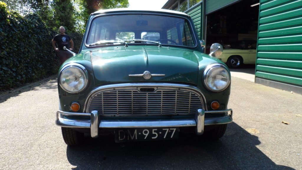 1961  Mini traveler '61  LHD  For Sale (picture 5 of 6)