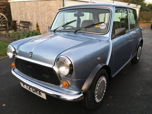 1988 Mini Mayfair 1000