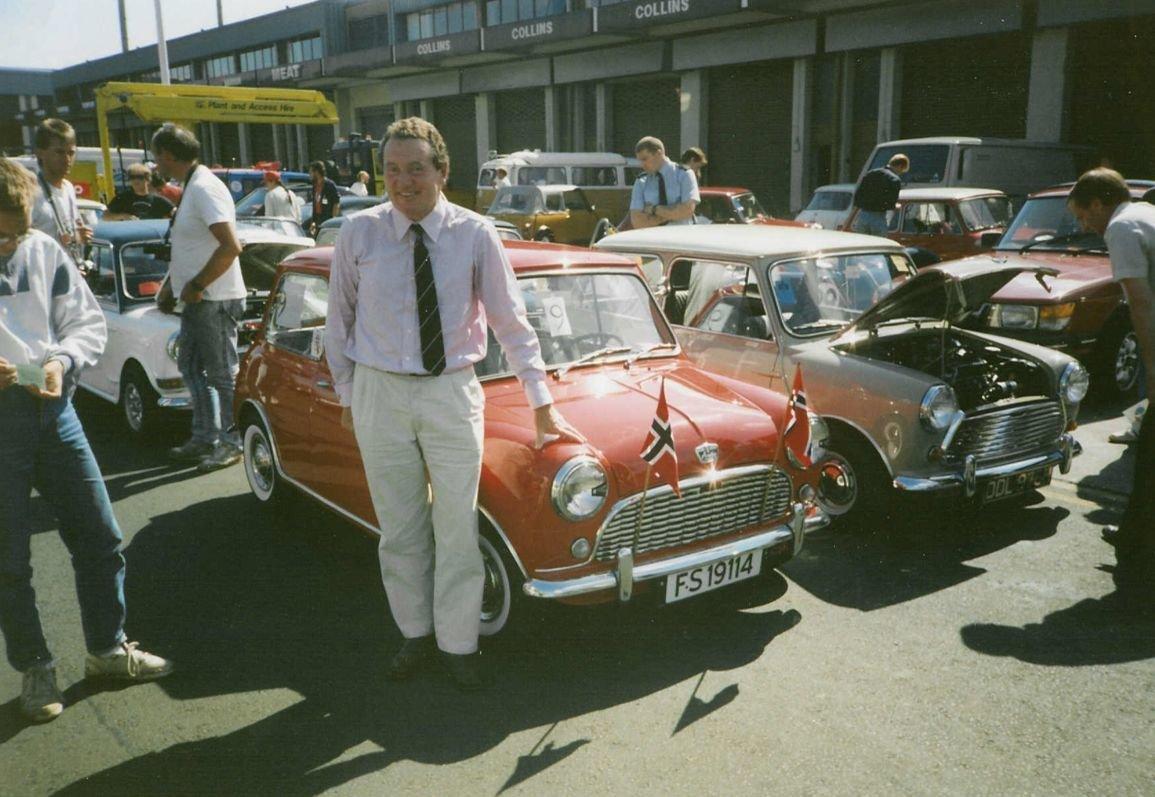 1959 Austin Mini Seven Super De Luxe For Sale (picture 2 of 6)