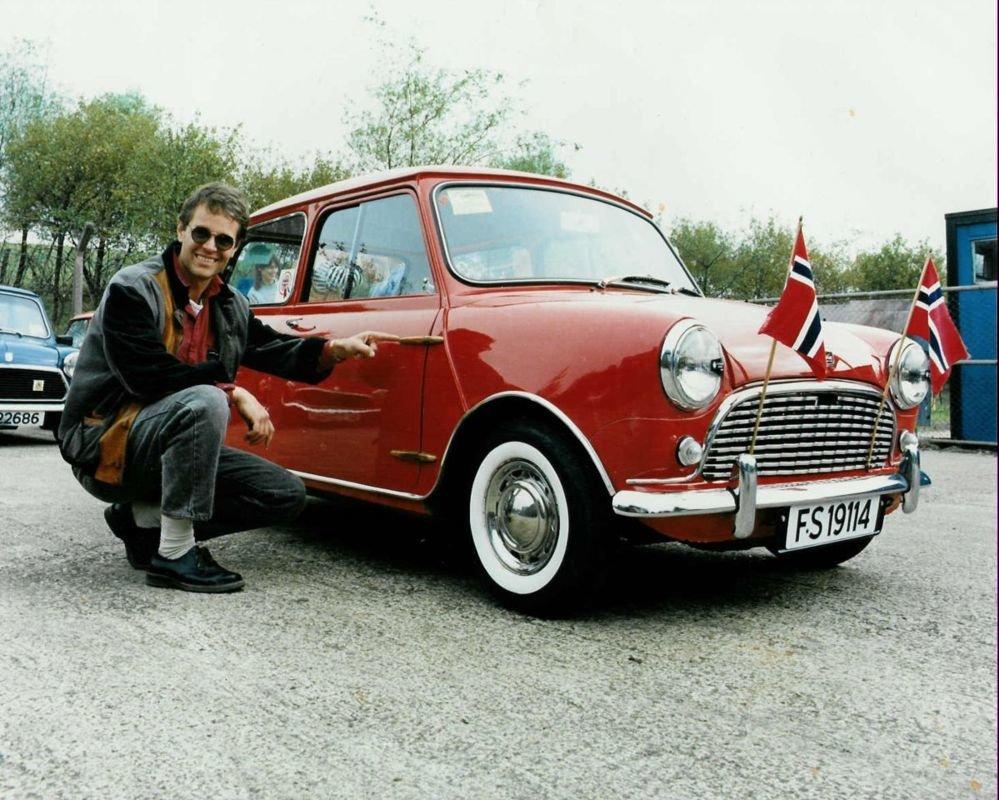 1959 Austin Mini Seven Super De Luxe For Sale (picture 3 of 6)