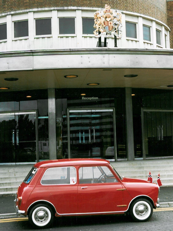 1959 Austin Mini Seven Super De Luxe For Sale (picture 4 of 6)