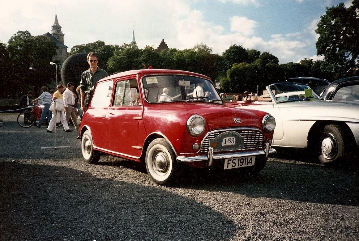 1959 Austin Mini Seven Super De Luxe For Sale (picture 5 of 6)