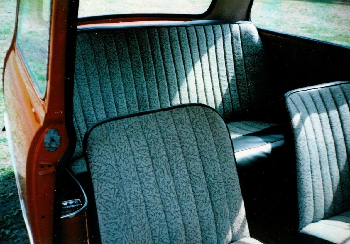 1959 Austin Mini Seven Super De Luxe For Sale (picture 6 of 6)