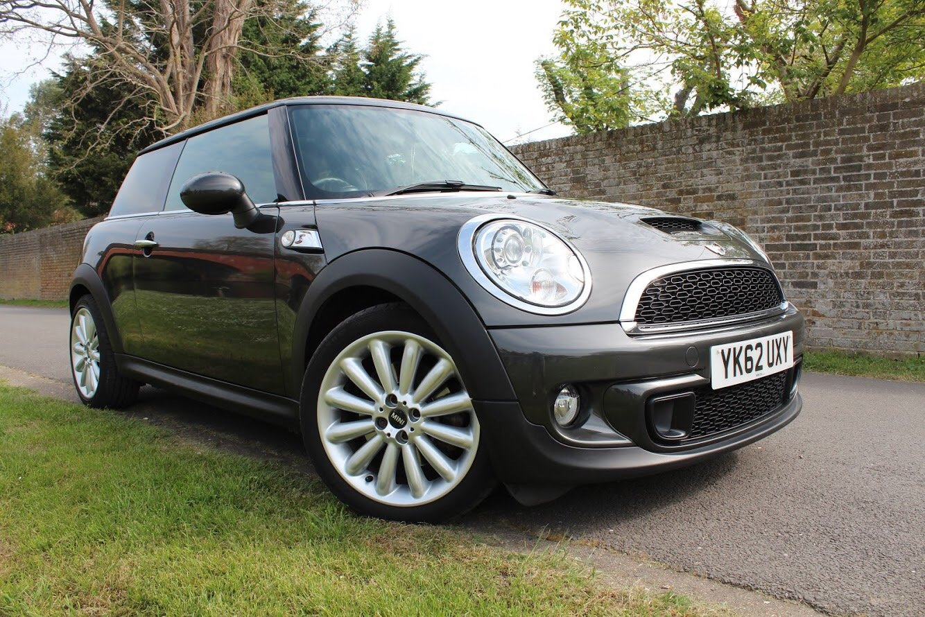2012 Mini Cooper S 1.6 London *SOLD SIMILAR REQUIRED* SOLD (picture 1 of 6)