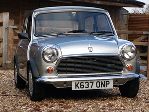 Picture of 1992 Outstanding Mini Ritz On Just 3820 Miles From New! SOLD