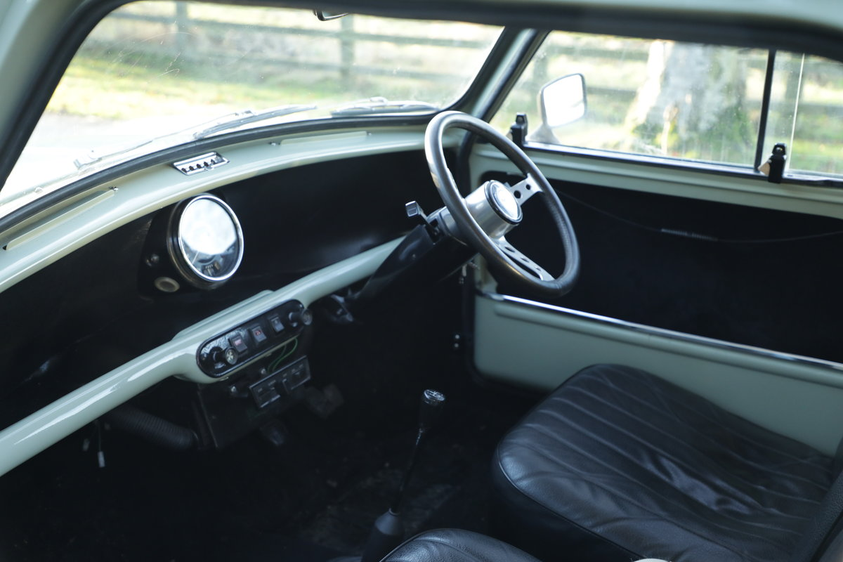 1980 Mini 95 Pickup For Sale (picture 4 of 5)