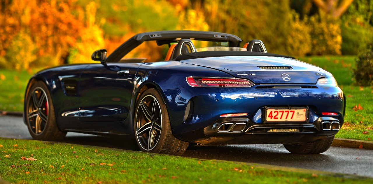 2006 2019 Mercedes Benz AMG GTC Roadster For Sale (picture 3 of 6)