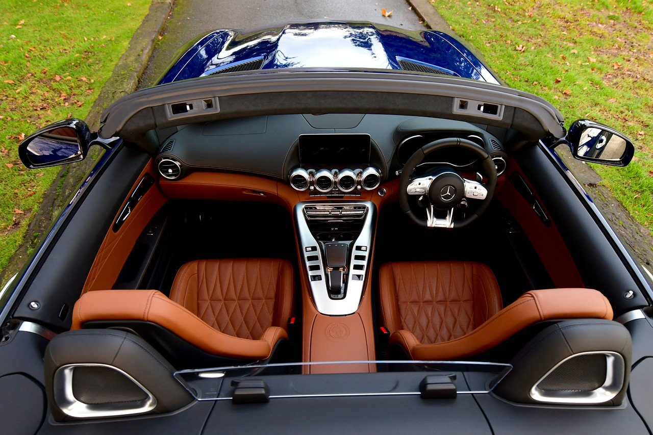 2006 2019 Mercedes Benz AMG GTC Roadster For Sale (picture 4 of 6)