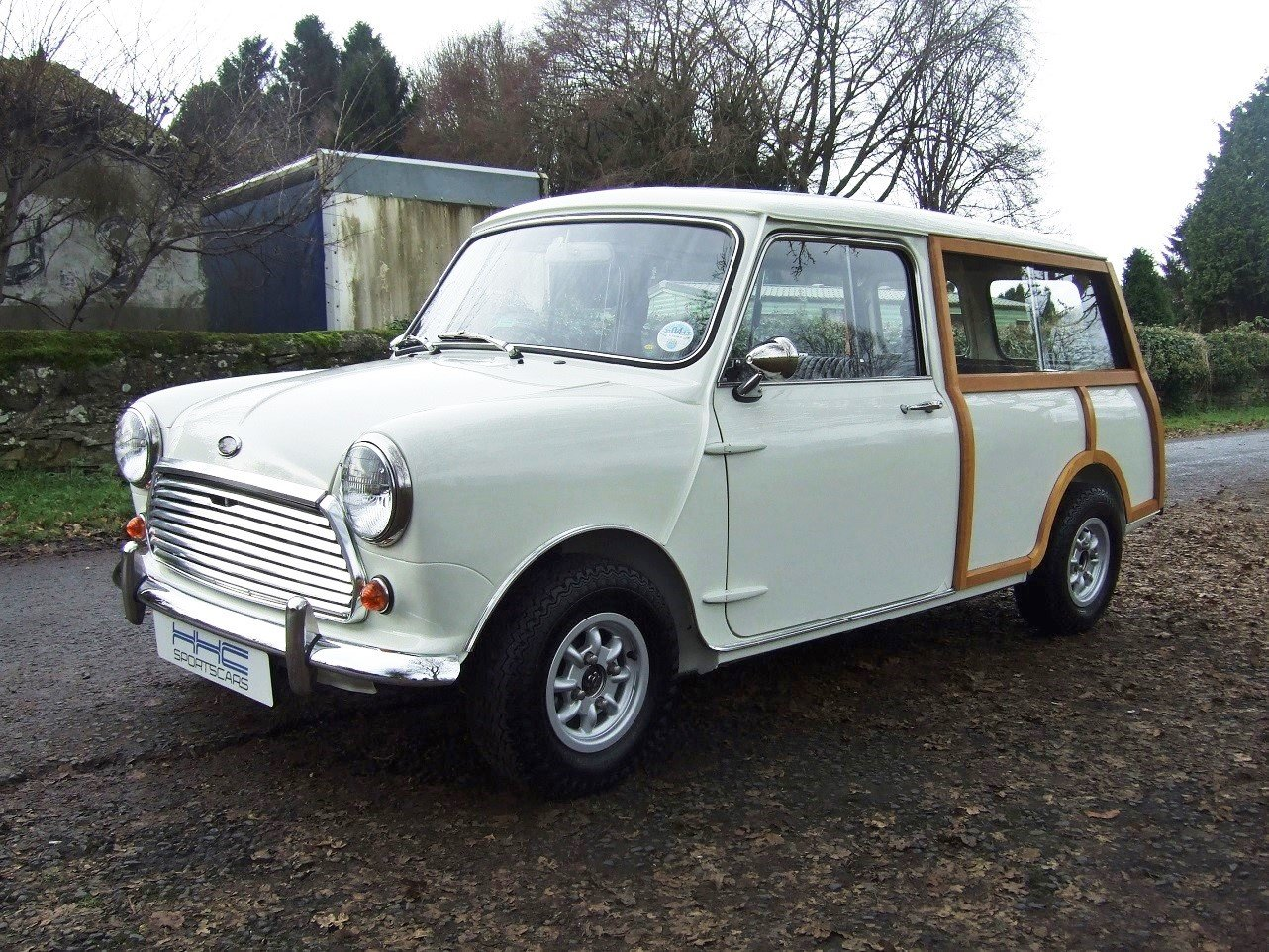 1969 Cooper 'S' Countryman! SOLD (picture 2 of 6)