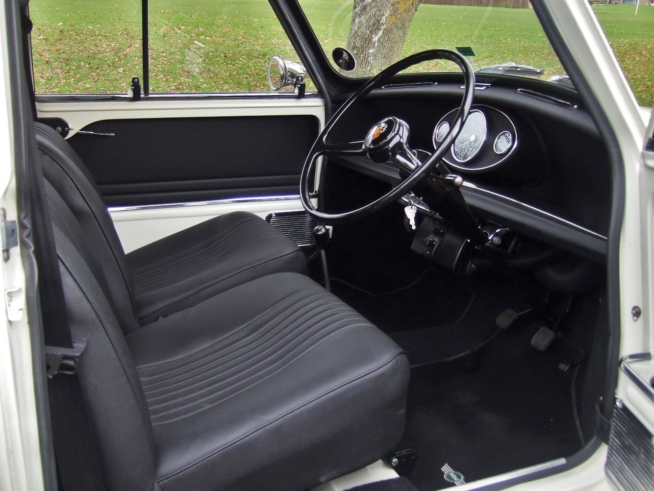1969 Cooper 'S' Countryman! SOLD (picture 5 of 6)