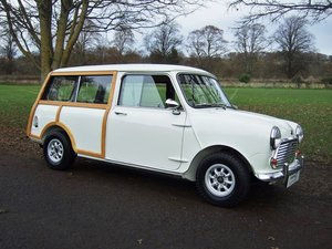 Picture of 1969 Cooper 'S' Countryman! SOLD