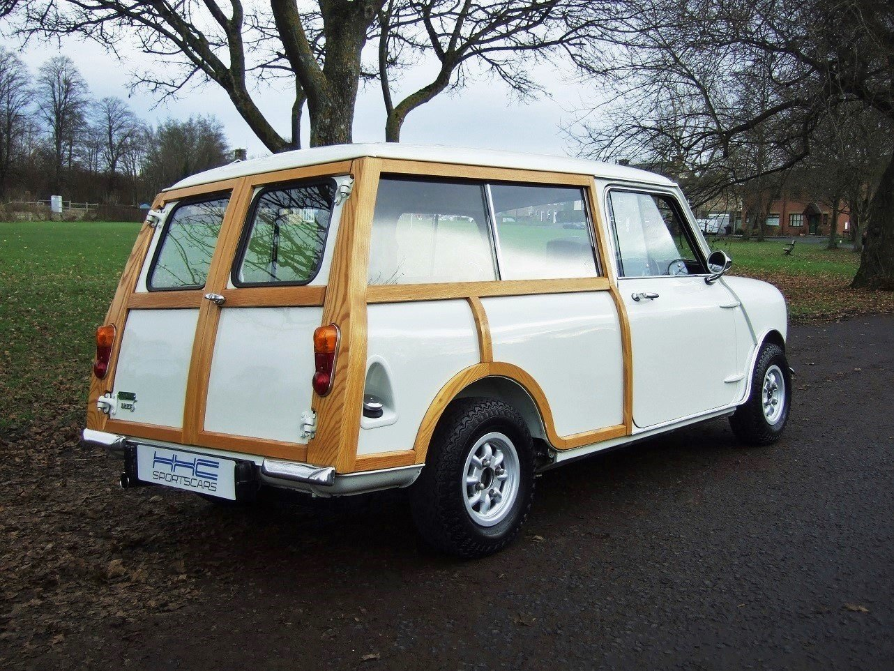 1969 Cooper 'S' Countryman! SOLD (picture 4 of 6)