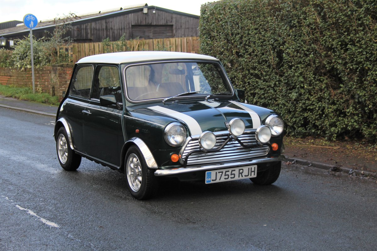 1991 Rover Mini Cooper 1275, 82k miles, top quality original car For Sale (picture 1 of 18)