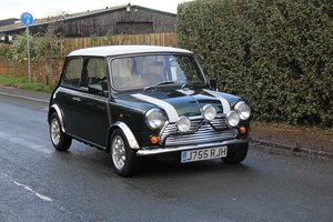 1991 Rover Mini Cooper 1275, 82k miles, top quality original car