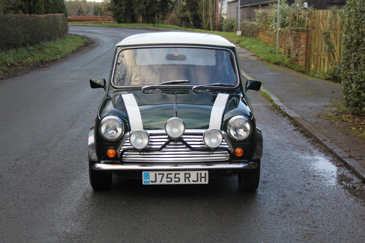 1991 Rover Mini Cooper 1275, 82k miles, top quality original car For Sale (picture 2 of 18)
