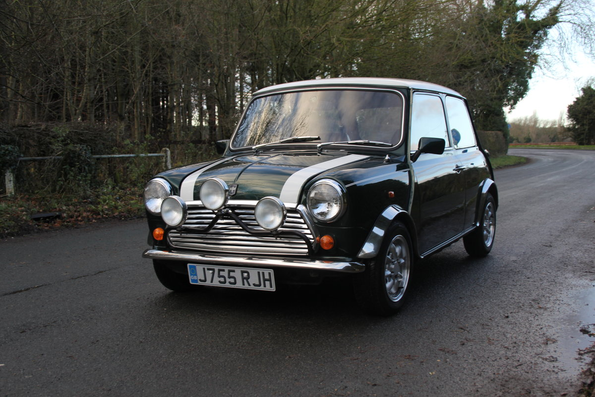 1991 Rover Mini Cooper 1275, 82k miles, top quality original car For Sale (picture 3 of 18)