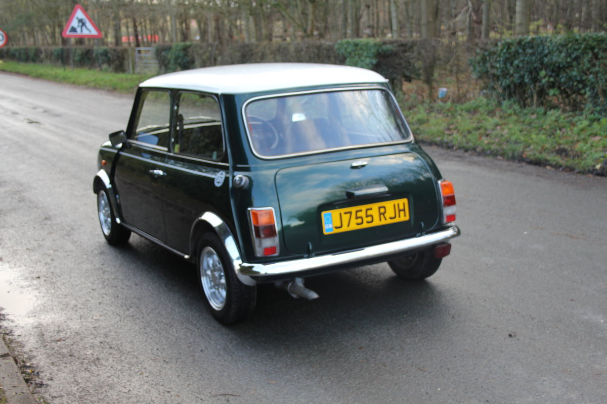 1991 Rover Mini Cooper 1275, 82k miles, top quality original car For Sale (picture 4 of 18)