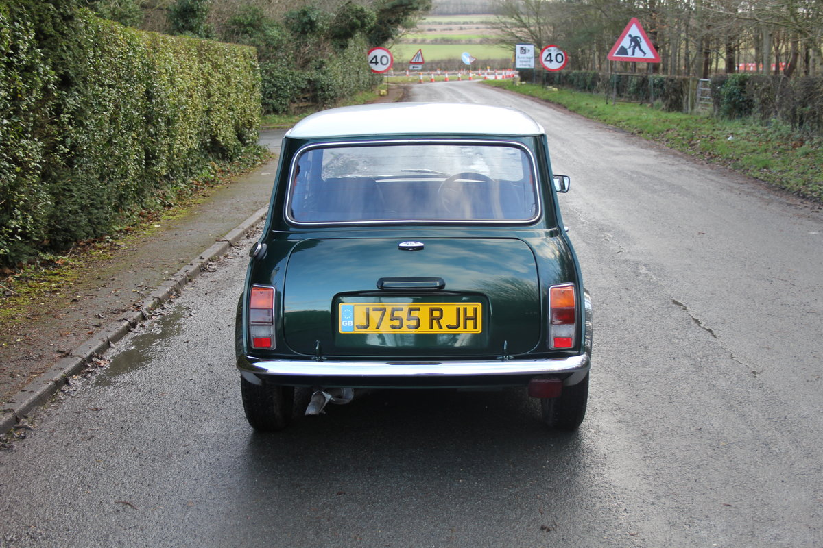 1991 Rover Mini Cooper 1275, 82k miles, top quality original car For Sale (picture 5 of 18)