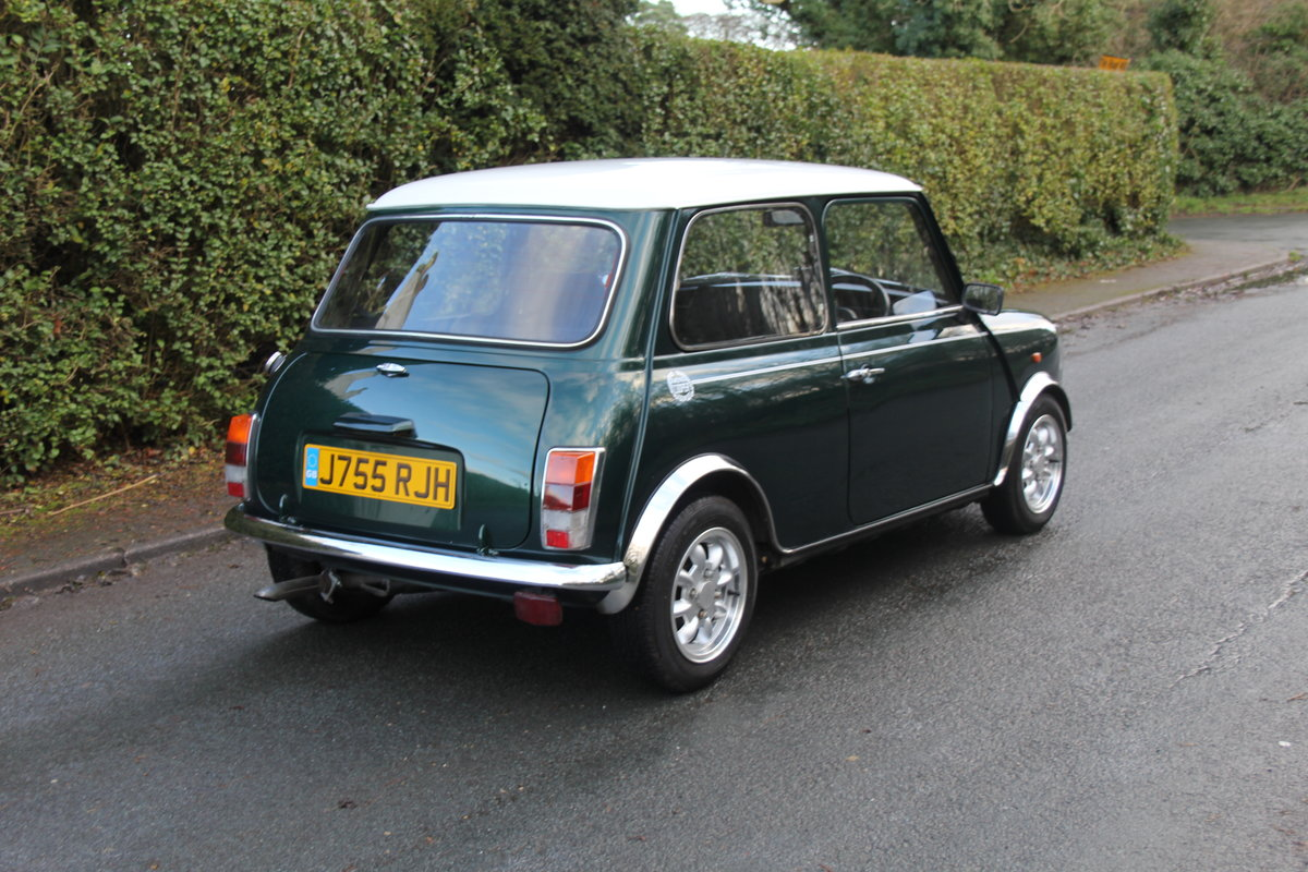 1991 Rover Mini Cooper 1275, 82k miles, top quality original car For Sale (picture 6 of 18)