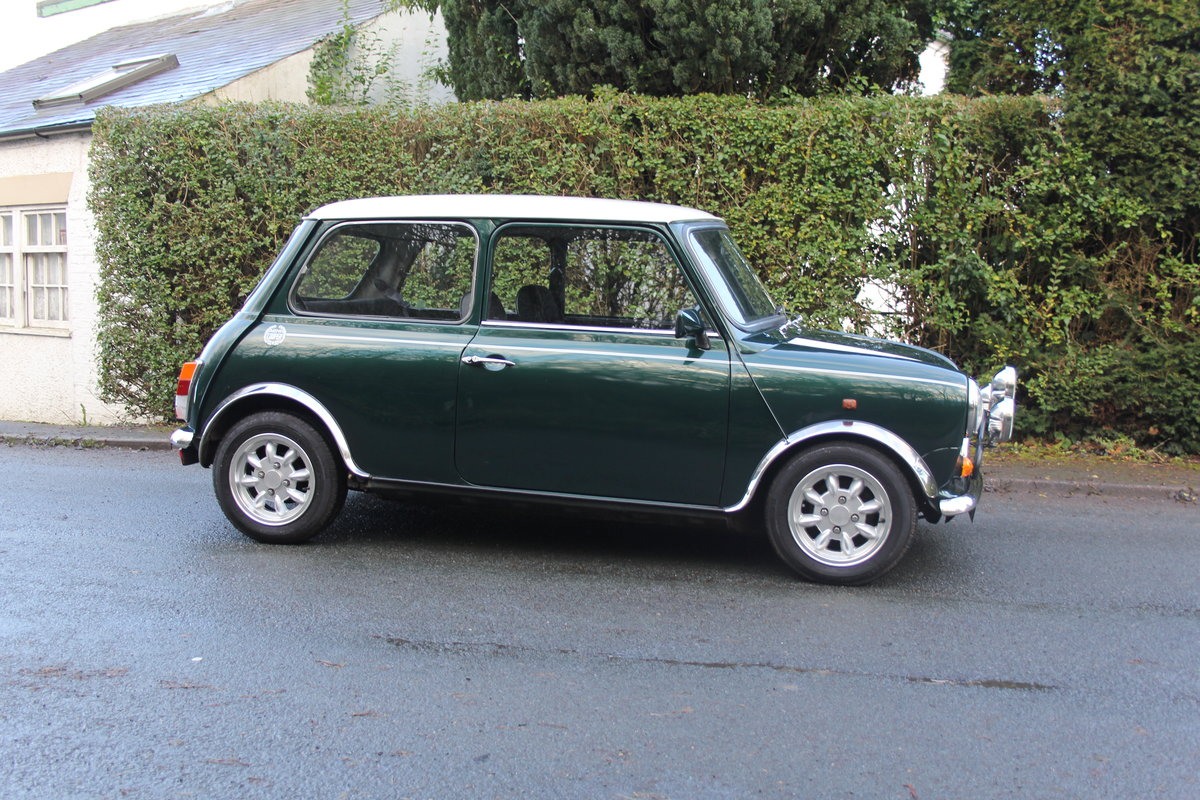 1991 Rover Mini Cooper 1275, 82k miles, top quality original car For Sale (picture 7 of 18)