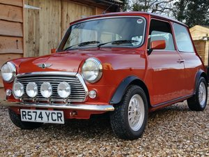 Picture of 1998 Outstanding Volcano Orange Mini 1.3 MPI on Just 5700 Miles SOLD