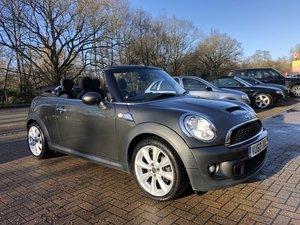 2010 (60) Mini 1.6 Cooper S Convertible SOLD