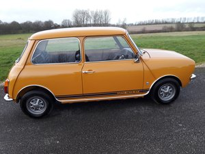 1972 Mini 1275 GT