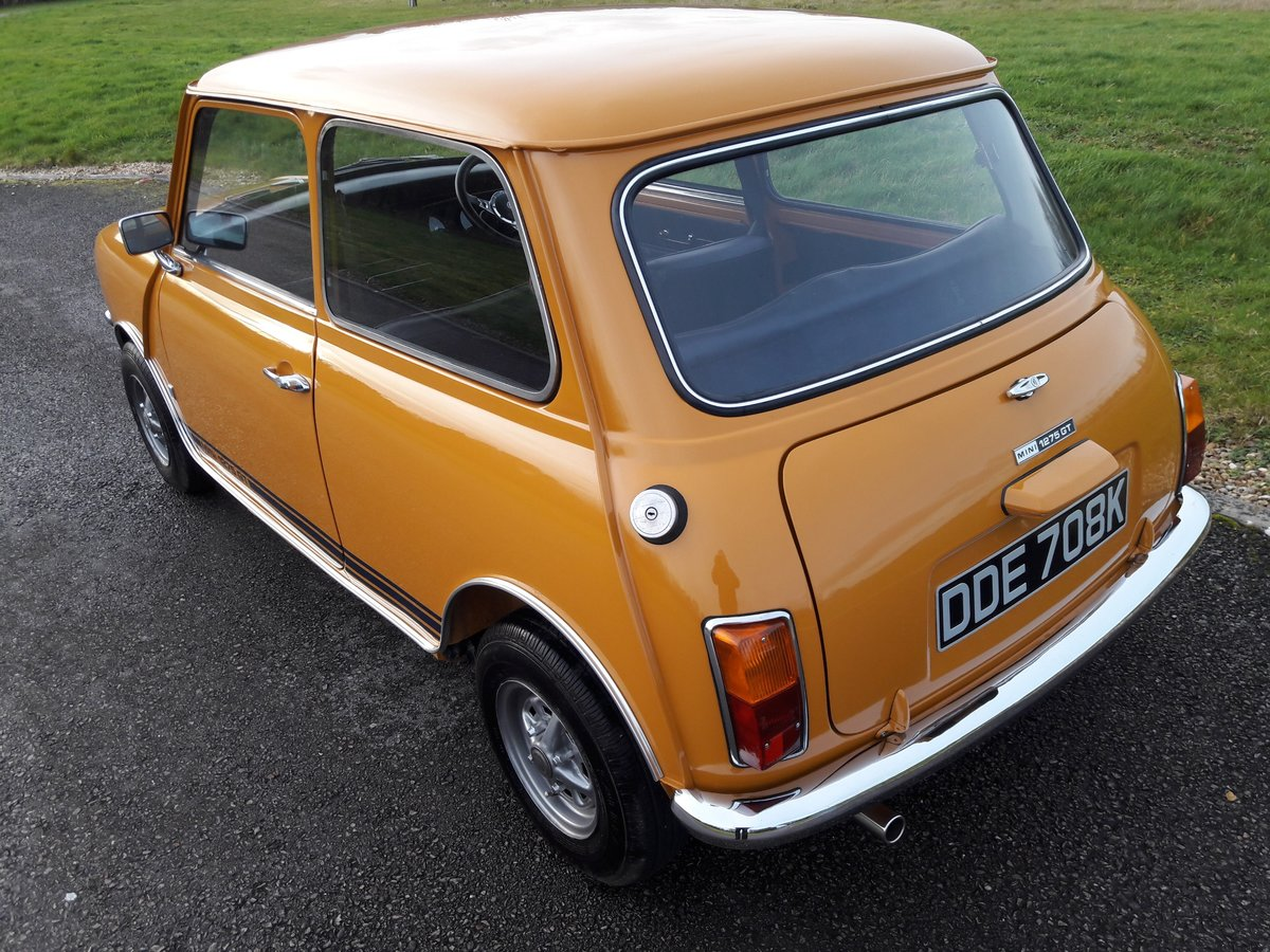 1972 Mini 1275 GT For Sale (picture 2 of 6)