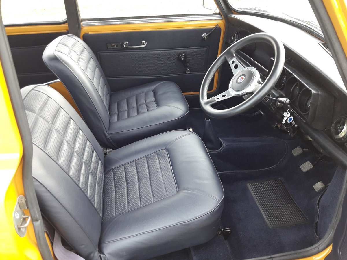 1972 Mini 1275 GT For Sale (picture 4 of 6)