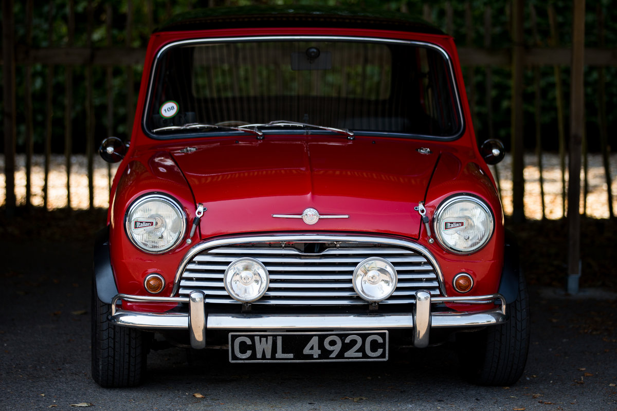 1965 Mini Mark 1 converted to Cooper S Spec. SOLD (picture 1 of 6)