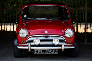 Mini Mark 1 converted to Cooper S Spec.