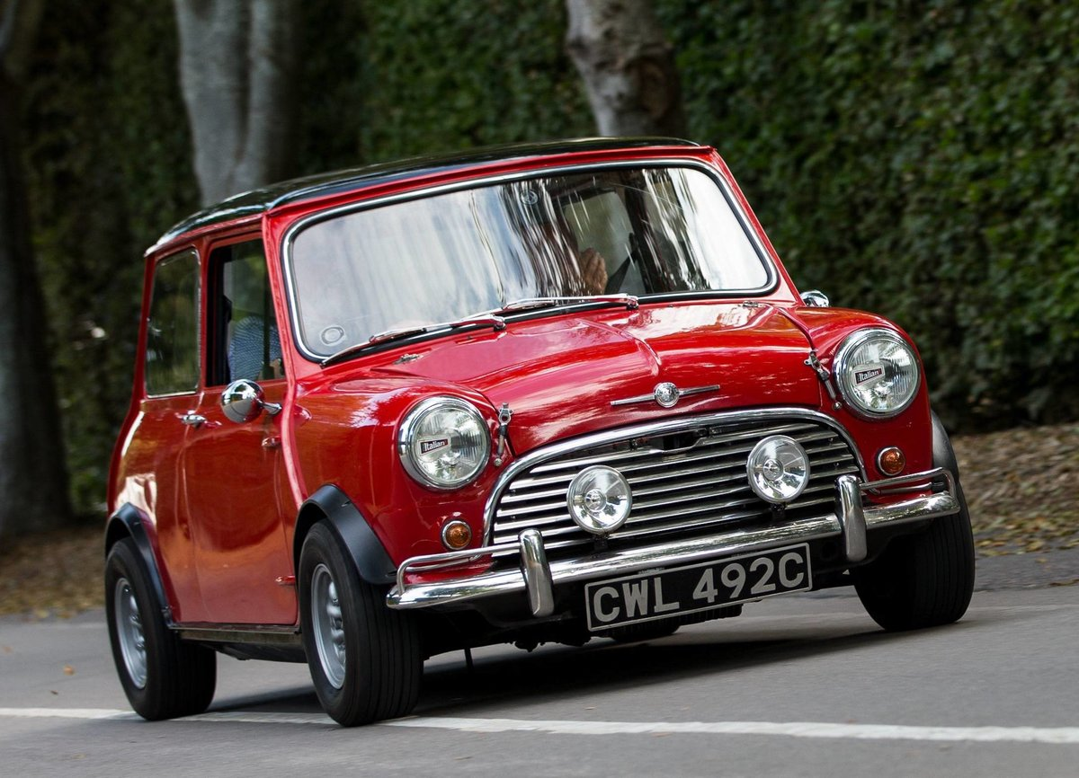 1965 Mini Mark 1 converted to Cooper S Spec. SOLD (picture 2 of 6)