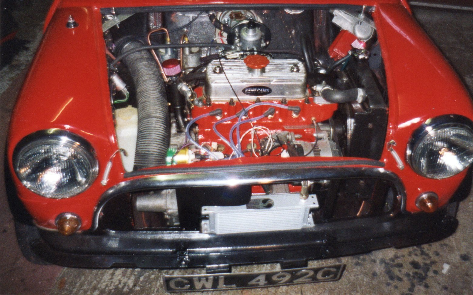 1965 Mini Mark 1 converted to Cooper S Spec. SOLD (picture 5 of 6)