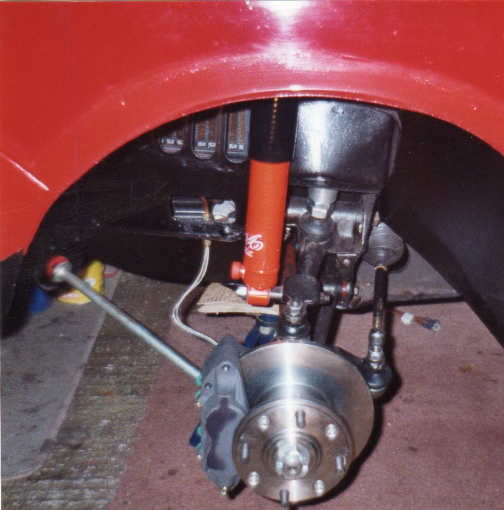 1965 Mini Mark 1 converted to Cooper S Spec. SOLD (picture 6 of 6)