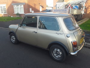 1985 Mini Mayfair - Immaculate- West Mids