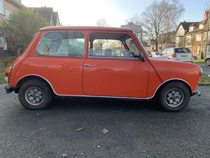 1981 Austin MINI HL AUTO For Sale
