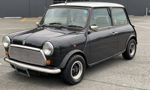 1994 Rover Mini Mayfair 1300 SPI 4-speed RHD Black AC $10.7