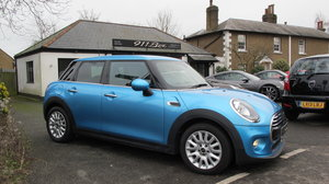 2015 MINI COOPER AUTOMATIC CHILLI PACK 5 DOOR HATCHBACK For Sale