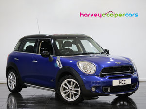 MINI Countryman 1.6 Cooper S ALL4 190 5dr Auto 2015(15)