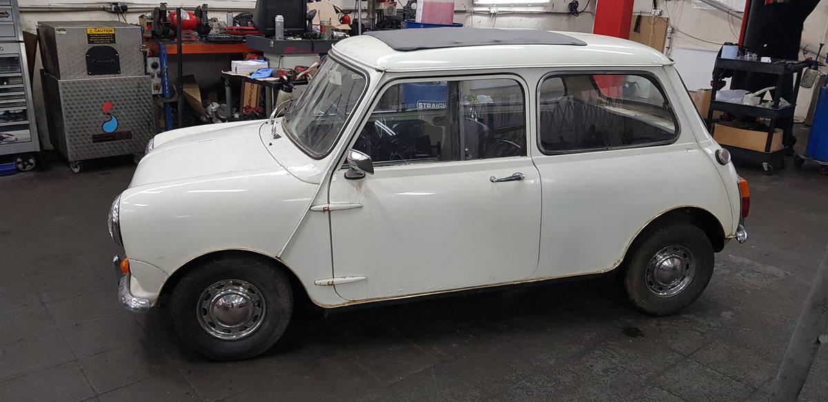 1969 Mini Mk2 Auto Project SOLD (picture 3 of 6)