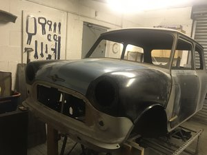 1961 Morris Mini Mk1