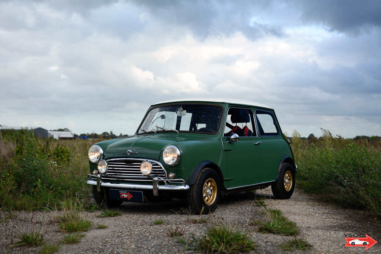 1967 Morris Cooper S 1275 MKI - very nice and well prepared For Sale (picture 1 of 6)
