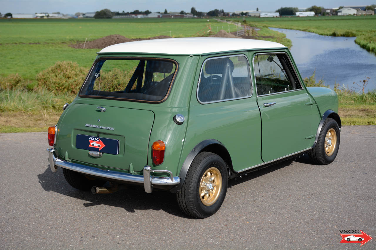 1967 Morris Cooper S 1275 MKI - very nice and well prepared For Sale (picture 2 of 6)