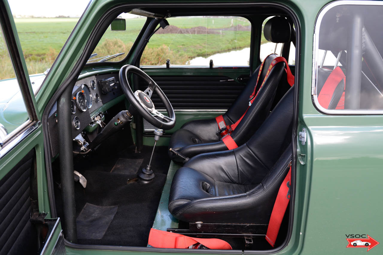 1967 Morris Cooper S 1275 MKI - very nice and well prepared For Sale (picture 4 of 6)
