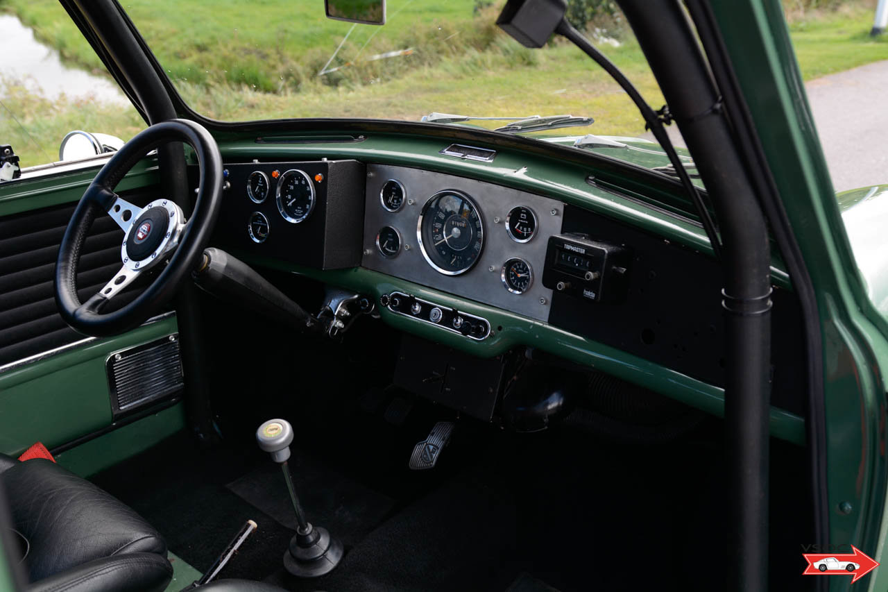1967 Morris Cooper S 1275 MKI - very nice and well prepared For Sale (picture 5 of 6)