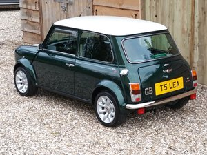 1999 John Cooper Garages Mini Cooper S Works On Just 9200 Miles.