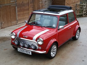 2001 51 Reg Mini Cooper Sport S Works On 10950 Miles From New!!