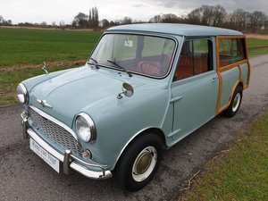 1965 Mini MKI Countryman   Bargain!