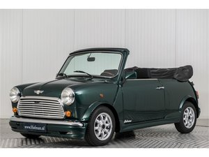 1991 Mini Cooper Cabrioni Convertible 1 owner!