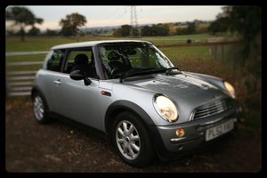 Mini Cooper Much loved family car